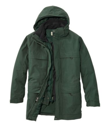 Maine Warden's 3-in-1 Parka, with Gore-Tex