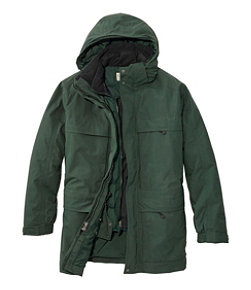 Men's Maine Warden's 3-in-1 Parka, with Gore-Tex