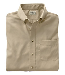 Men's Wrinkle-Free Chino Shirt