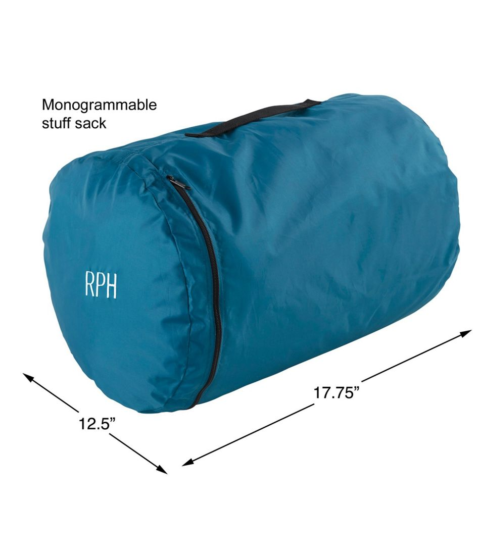 Kids' Camp Sleeping Bag, Cotton-Blend-Lined 40°