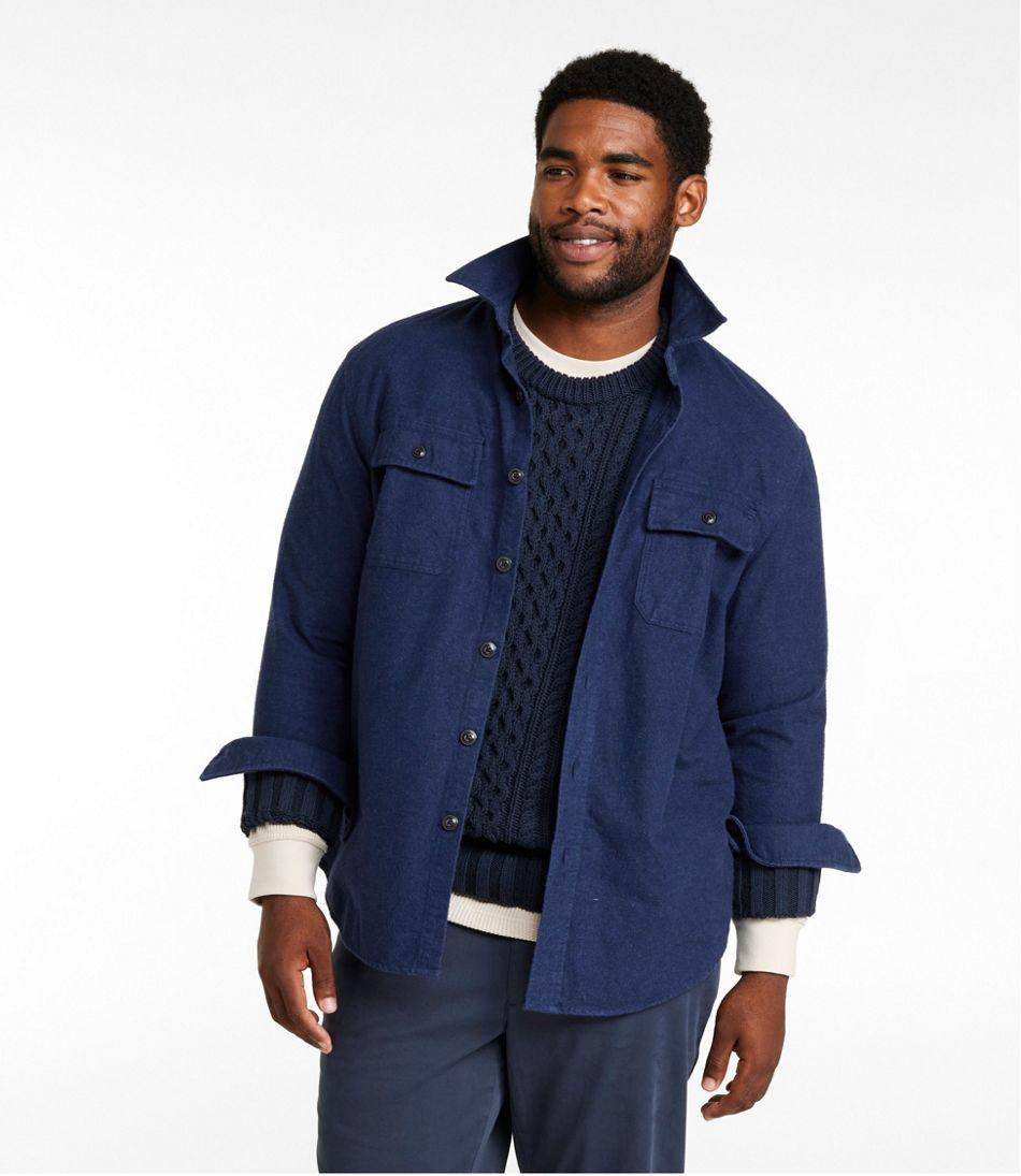 Men's Signature 1933 Chamois Cloth Shirt, Slim Fit