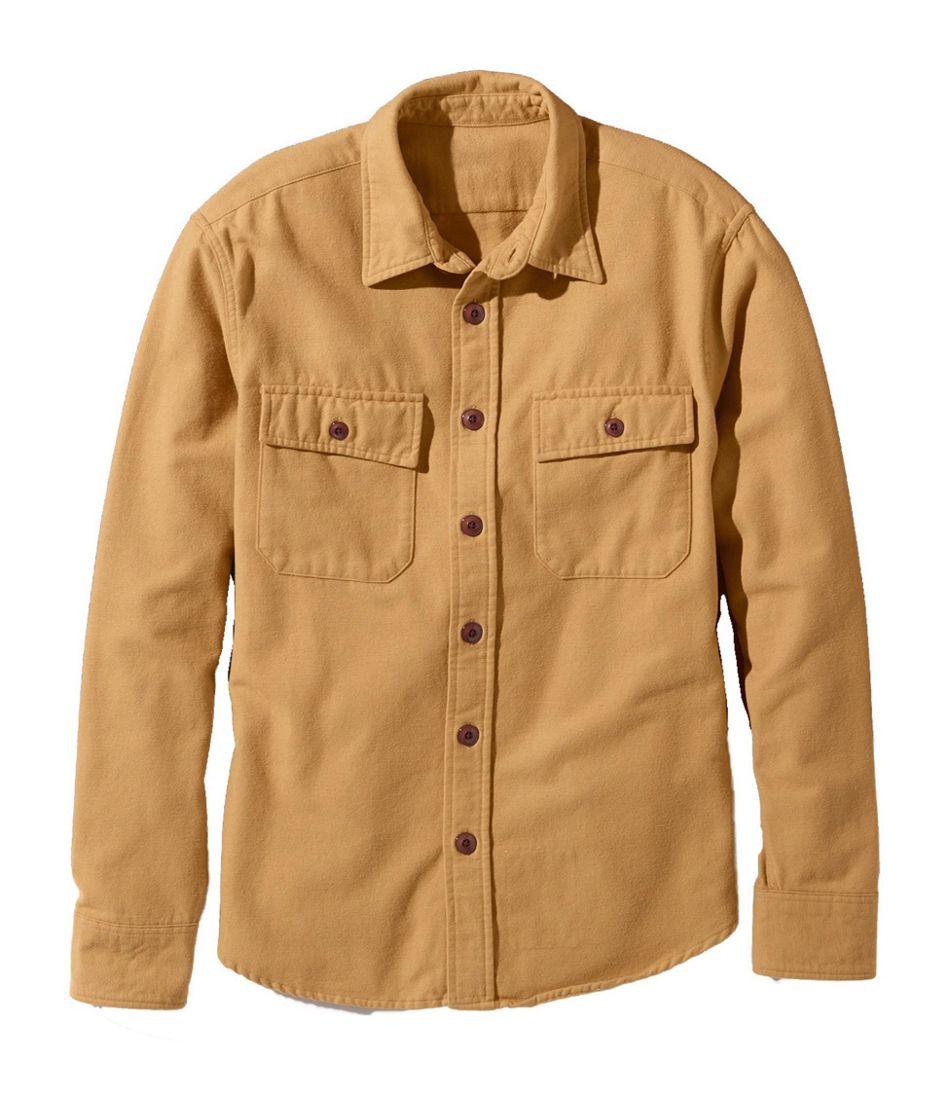 1930s Men's Clothing Mens Signature 1933 Chamois Cloth Shirt Slim Fit $69.95 AT vintagedancer.com