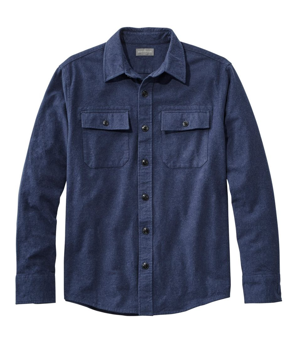 Mens Vintage Shirts – Casual, Dress, T-shirts, Polos Signature 1933 Chamois Cloth Shirt Slim Fit $69.95 AT vintagedancer.com