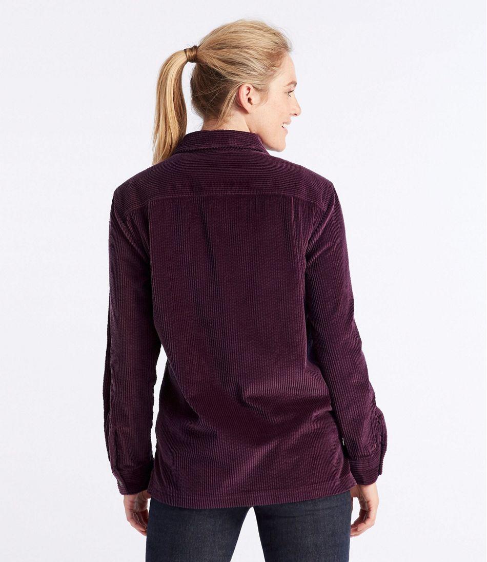0a8bd8a4d8e Comfort Corduroy Big Shirt