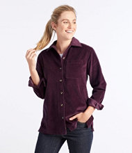 Comfort Corduroy Big Shirt