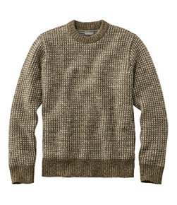 Men's Signature Matinicus Rock Sweater, Crewneck