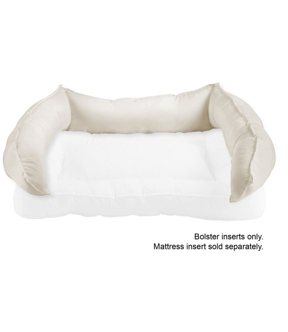 Premium Dog Bed Replacement Bolsters, Couch