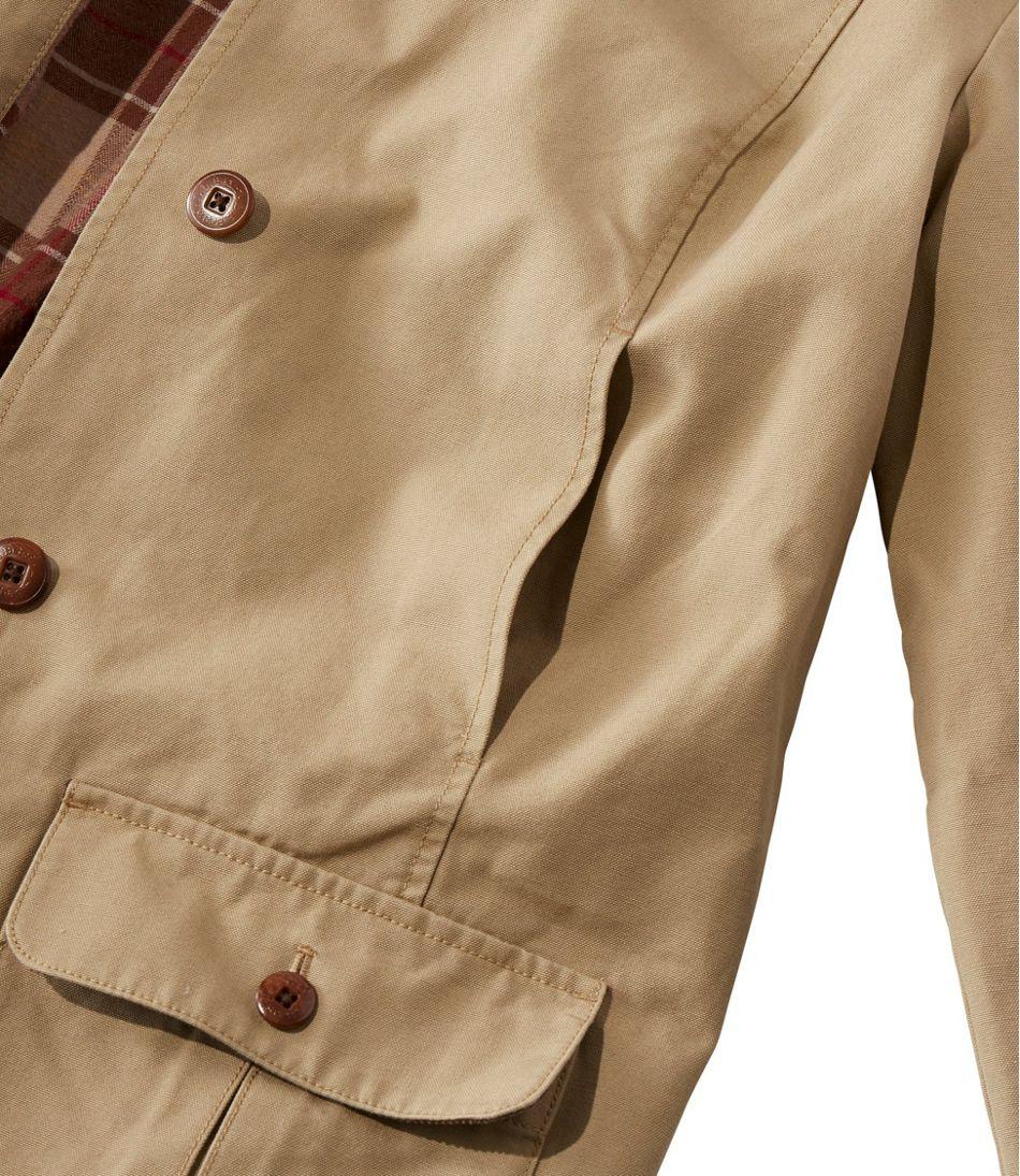 Adirondack Barn Coat, Flannel-Lined