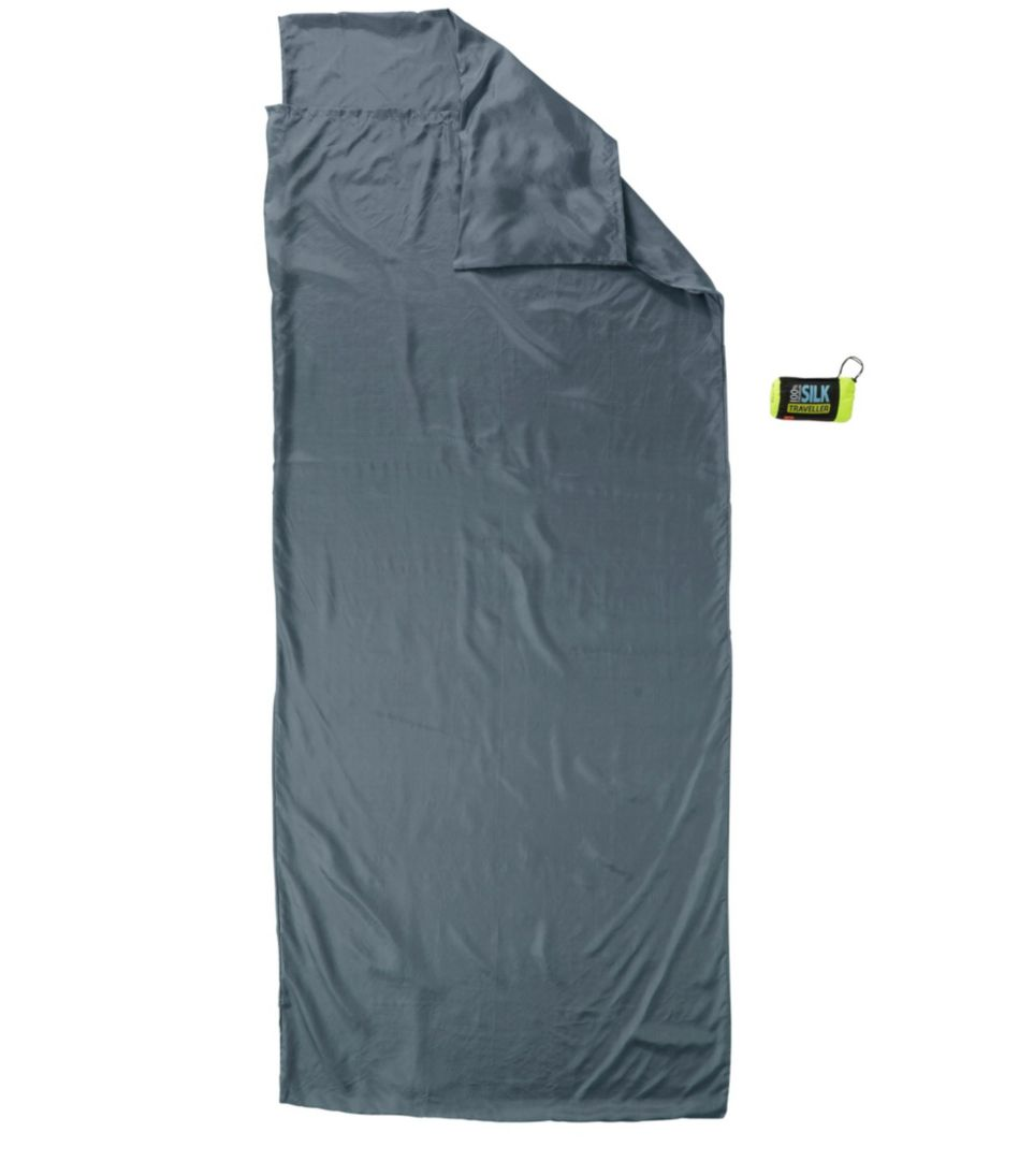 Sea to Summit Silk Sleeping Bag Liner, Traveller