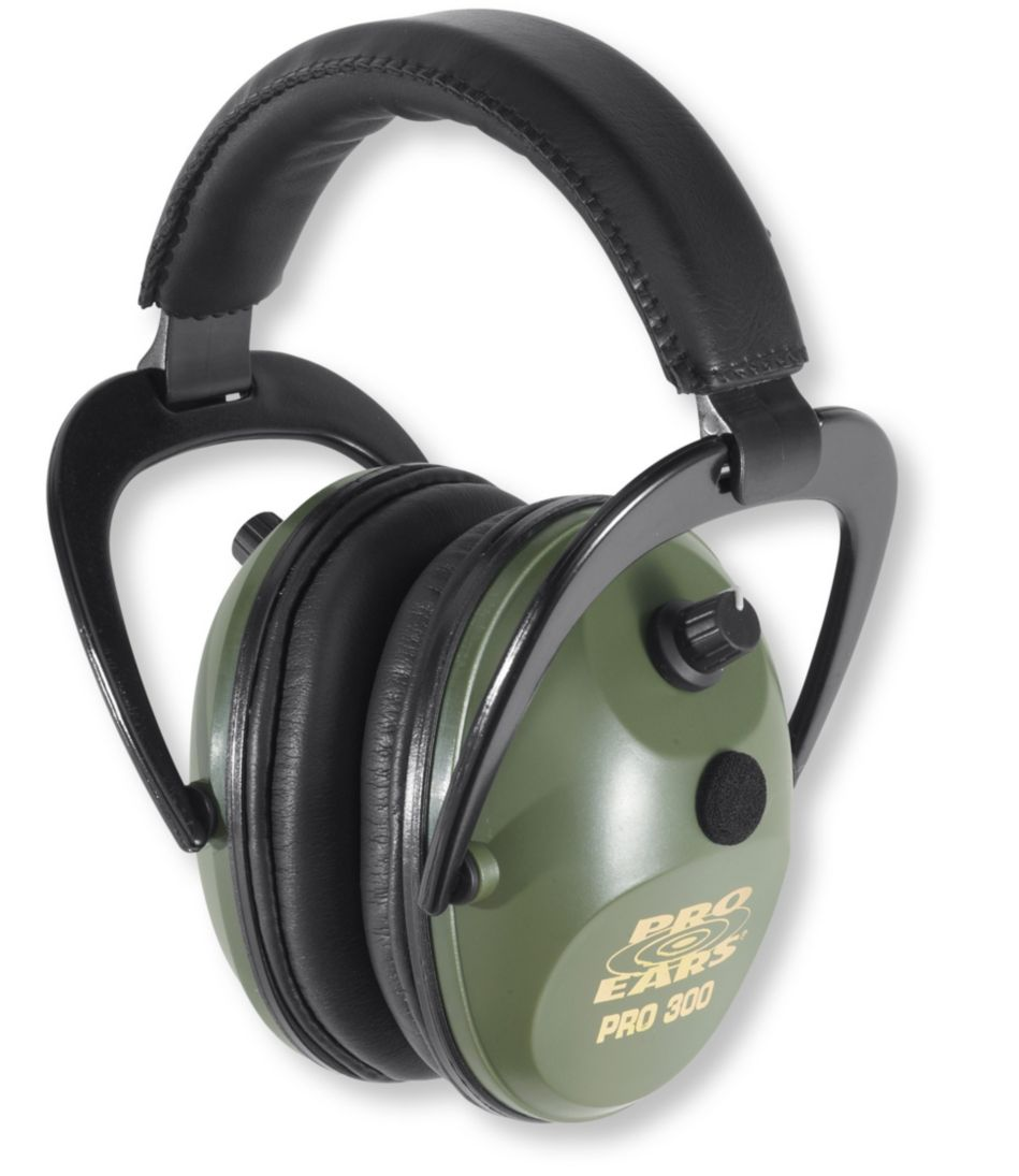 Pro Ears Pro 300 Electronic Ear Muffs