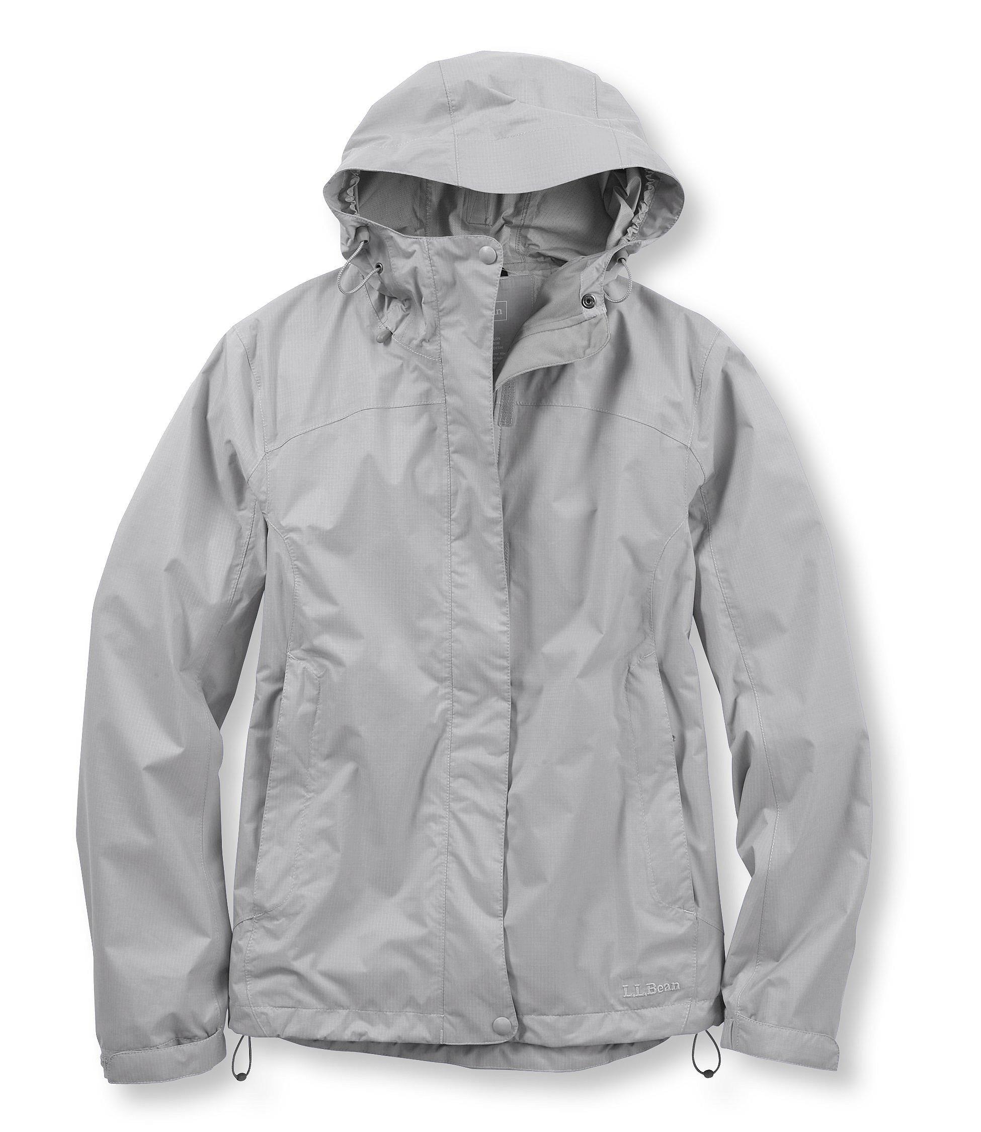 Women's Trail Model Rain Jacket | Free Shipping at L.L.Bean