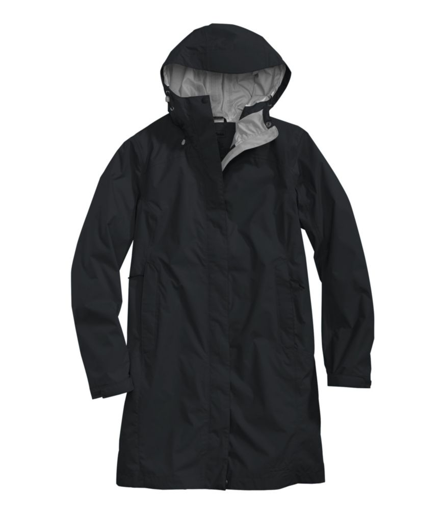 photo: L.L.Bean Women's Trail Model Raincoat