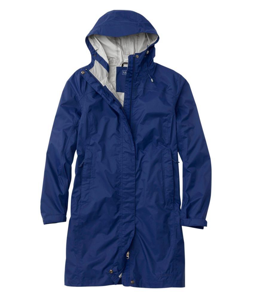 photo: L.L.Bean Women's Trail Model Raincoat