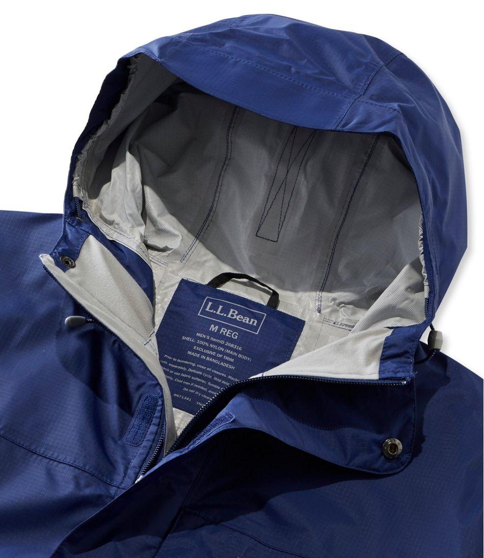 Men's Trail Model Rain Jacket