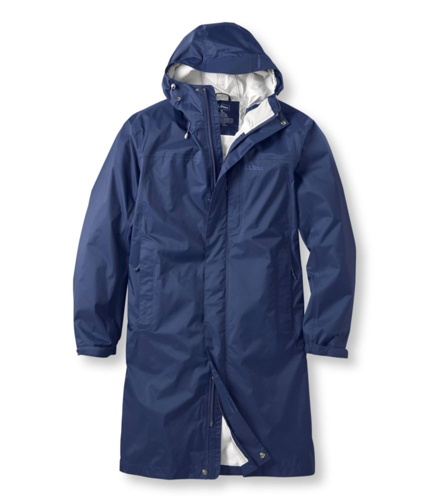 photo: L.L.Bean Men's Trail Model Raincoat