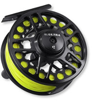 Streamlight Ultra Large-Arbor Fly Reel