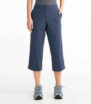 Women's Comfort Trail Pants, Cropped