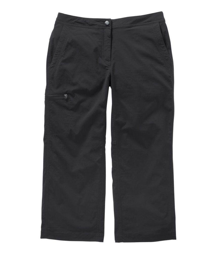 L.L.Bean Comfort Trail Pants, Cropped