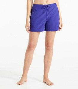 Women's BeanSport Lined Shorts