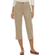 Women's Cropped Pants & Capris | Free Shipping at L.L.Bean