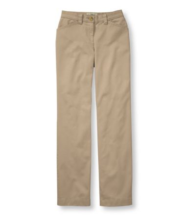 Easy-Stretch Pants, Twill