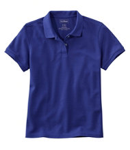 Premium Double L Polo, Relaxed Fit