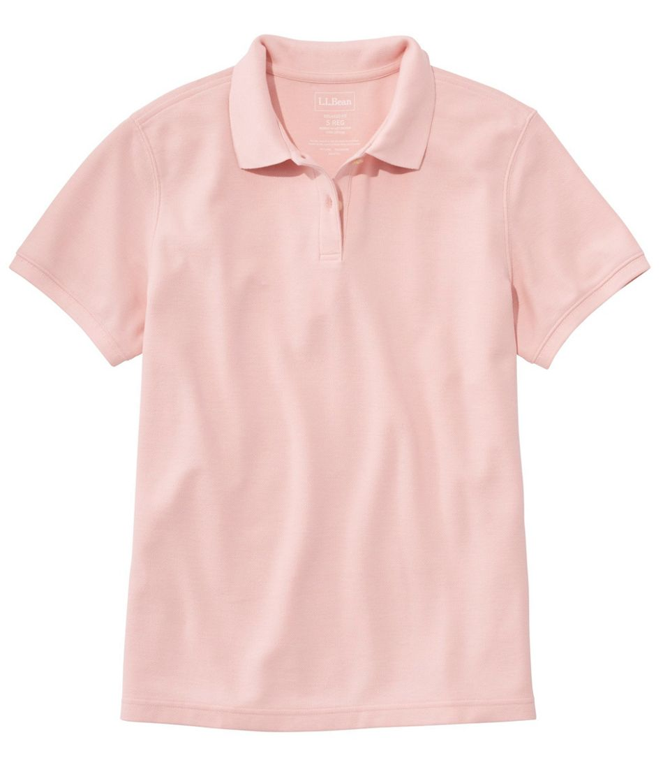 Premium Double L® Polo, Relaxed Fit
