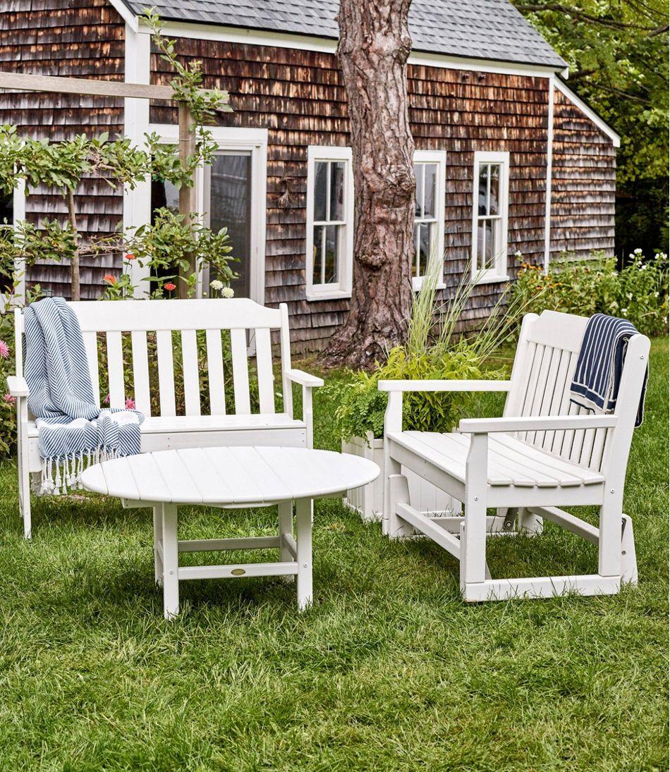 All-Weather Garden Bench