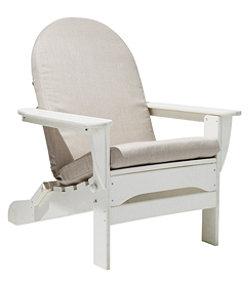 Casco Bay Adirondack Chair Seat and Back Cushion