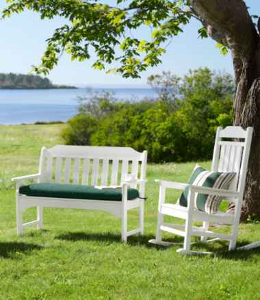 Casco Bay All-Weather Bench Cushion