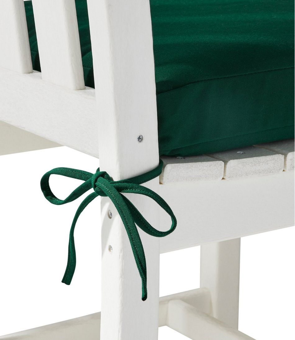 Casco Bay All-Weather Folding/Armless Chair Cushion