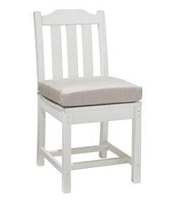 Casco Bay All-Weather Folding/Armless Chair Cushion