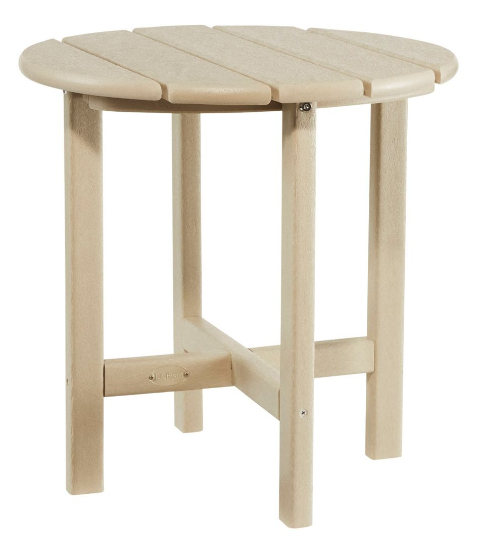 All-Weather Round Side Table