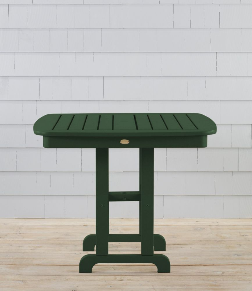 All Weather Dining Table, Square   L.L.Bean