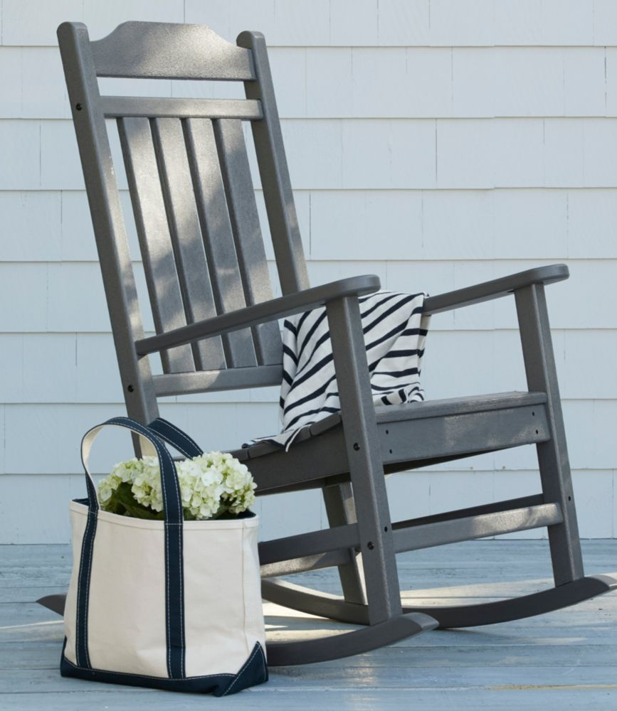 All Weather Porch Rocker
