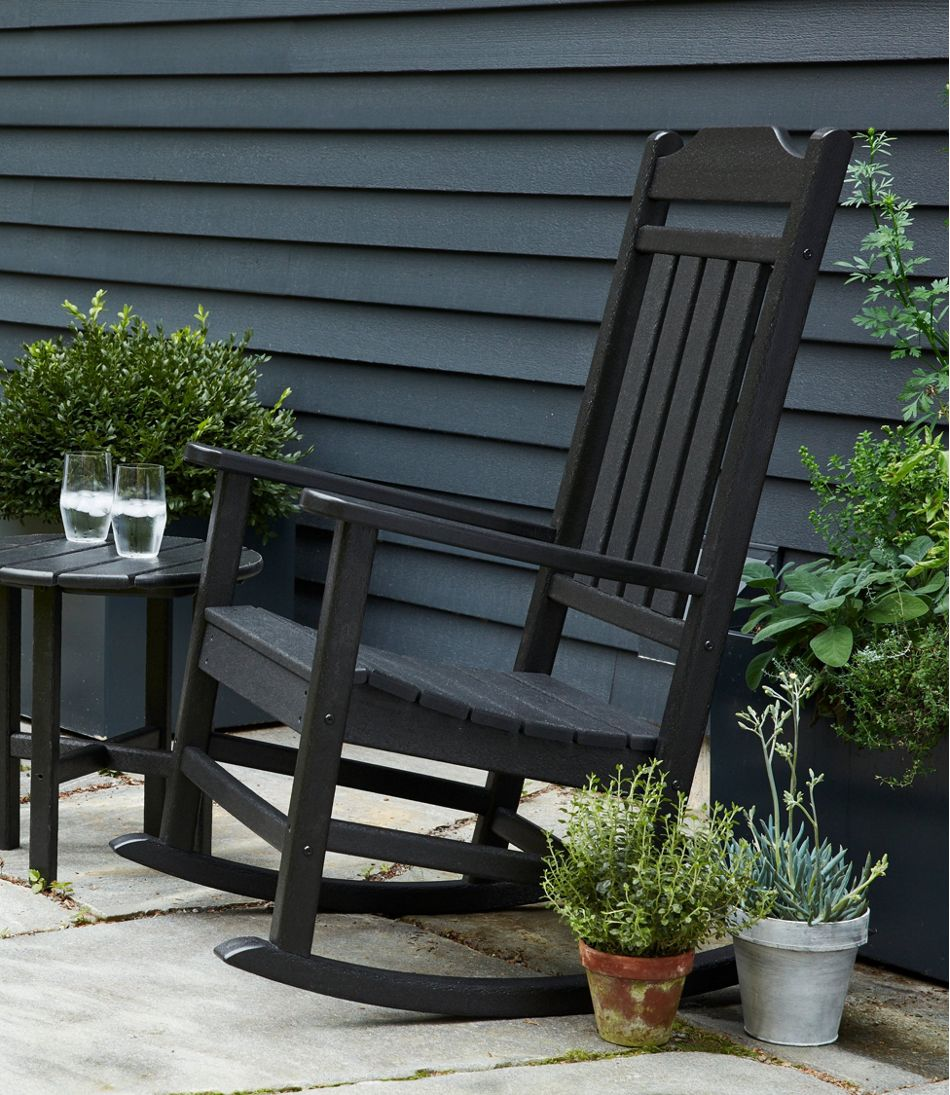 All-Weather Porch Rocker