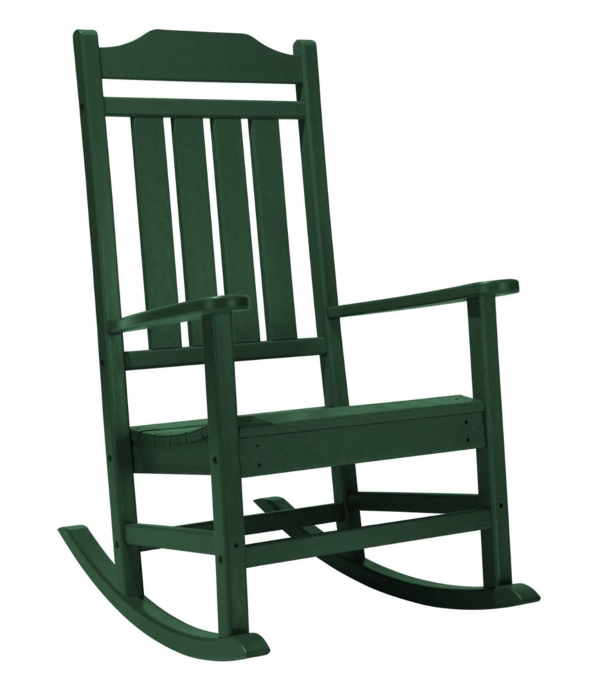 Image of: All Weather Porch Rocker