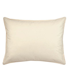Down-Alternative Damask Pillow