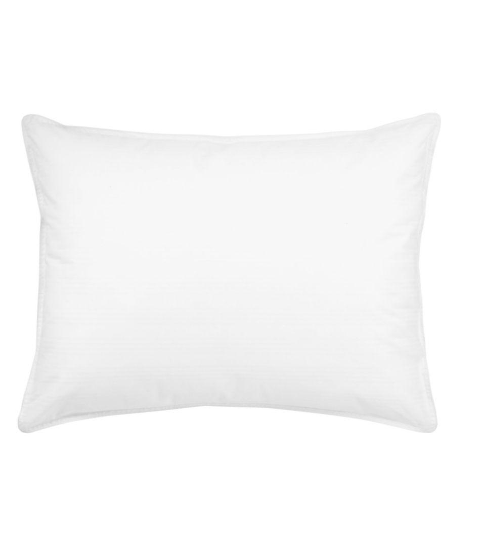 Down-Alternative Damask Pillow