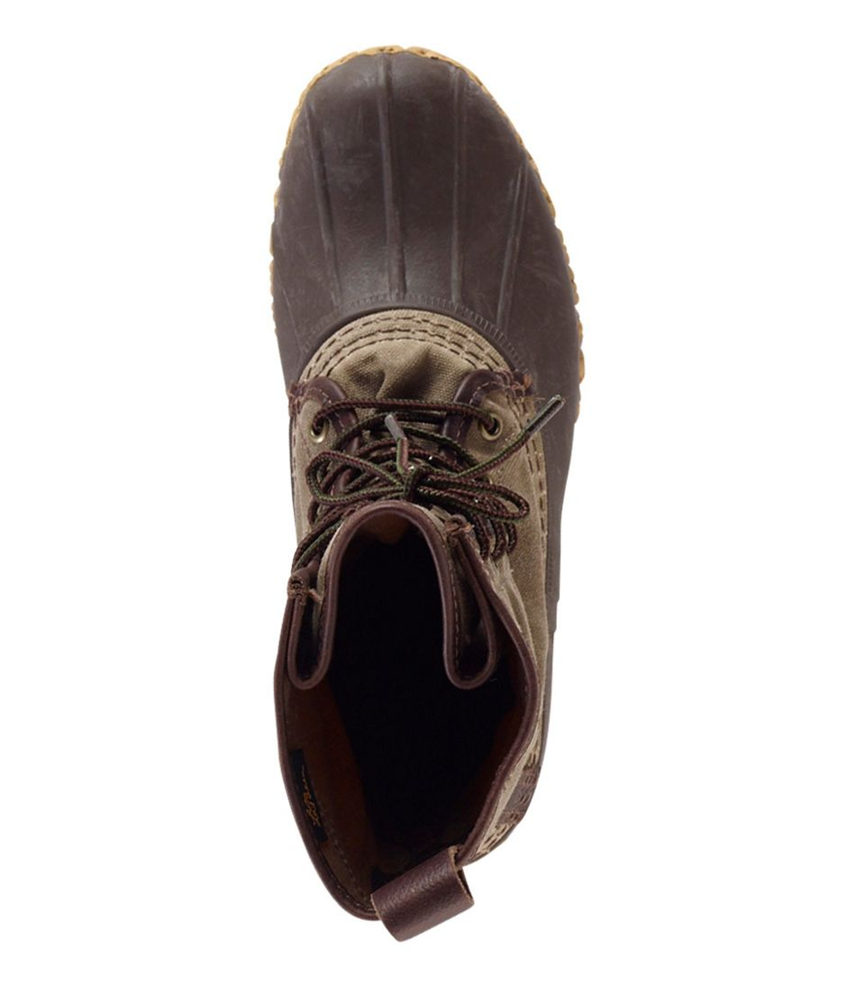 Women's Signature Waxed-Canvas Maine Hunting Shoe, 10""