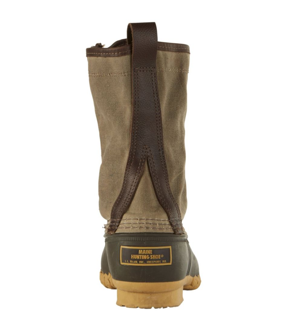 """Signature Women's Waxed-Canvas Maine Hunting Shoe, 10"""""""