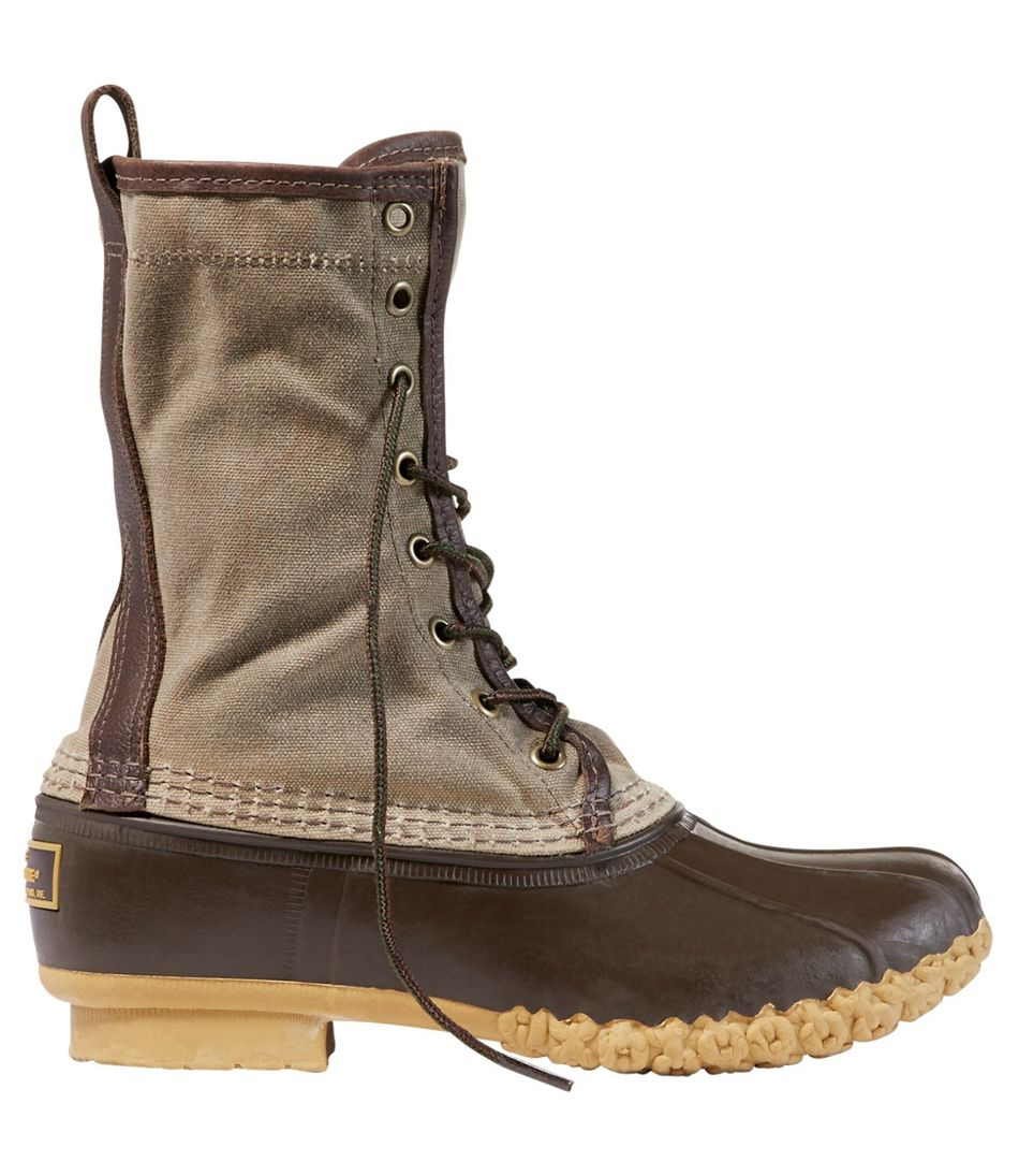 Vintage Boots- Winter Rain and Snow Boots History The Original L.L.Bean Boot made in Maine since 1912 $149.00 AT vintagedancer.com