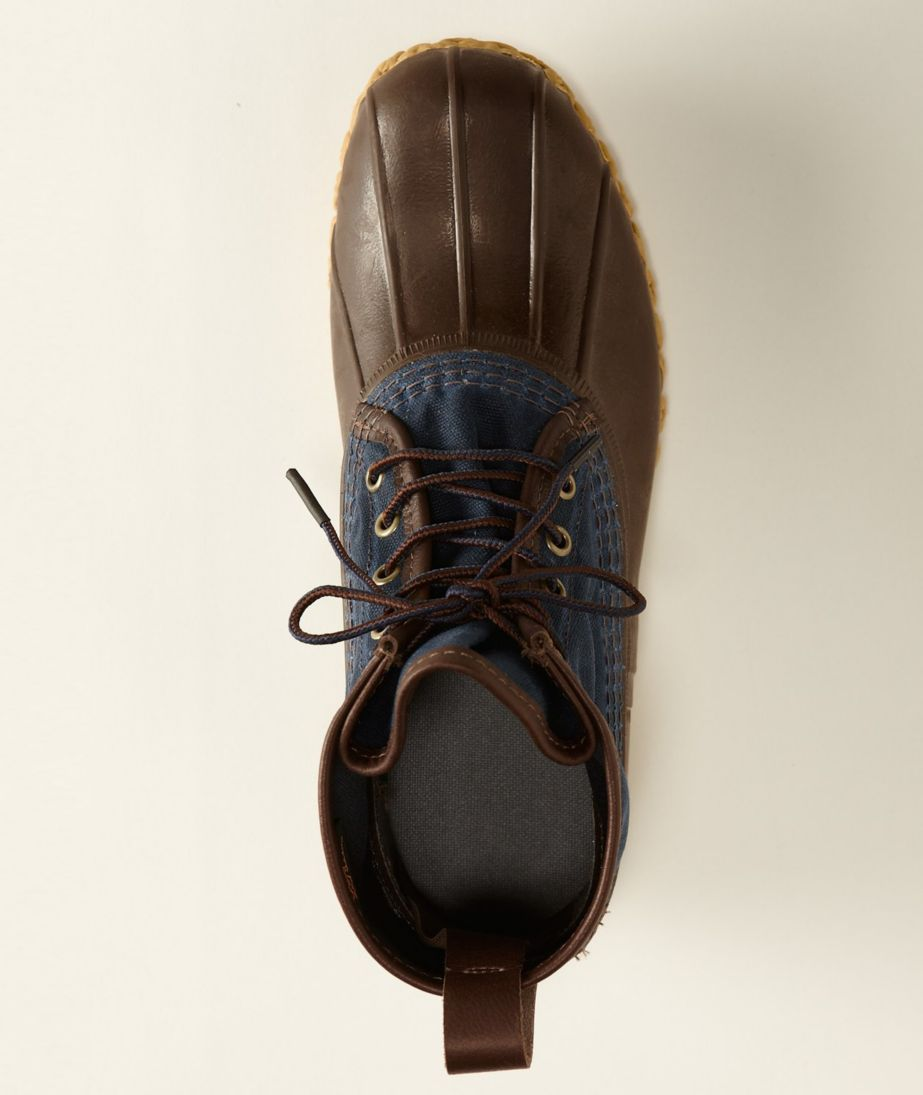 """Signature Men's Waxed-Canvas Maine Hunting Shoe, 6"""""""