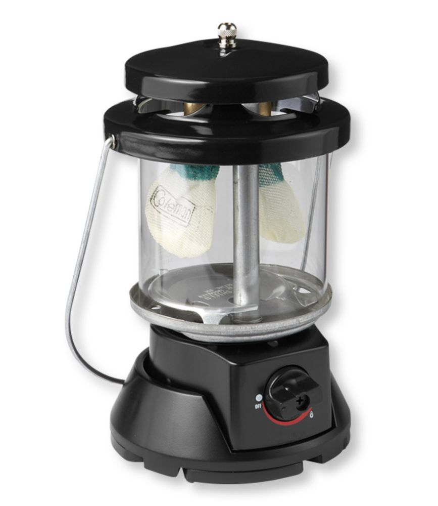 photo: Coleman Deluxe PerfectFlow Lantern fuel-burning lantern