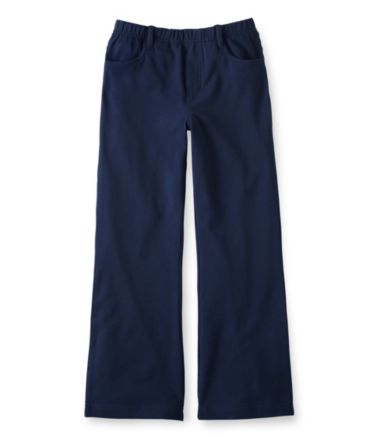 Girls' Freeport Knit Pants, Boot-Cut