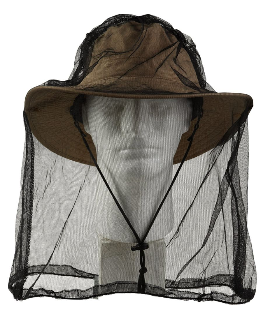 Adults' Sea to Summit Mosquito Head Net with Insect Shield