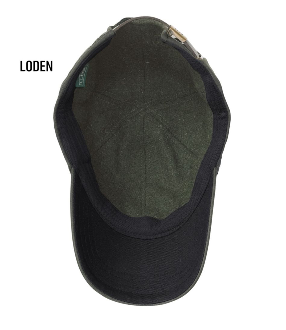 Wool-Lined Waxed-Cotton Fowler's Cap