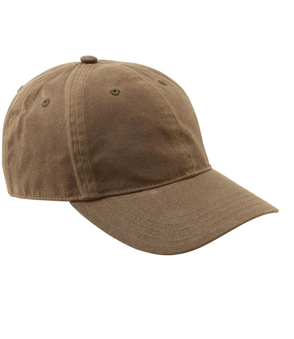 Adults' Wool-Lined Waxed-Cotton Fowler's Cap