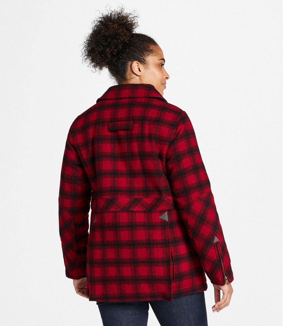 Women's Maine Guide Wool Parka, PrimaLoft