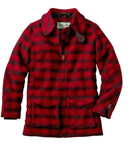 Maine Guide Wool Parka Primaloft